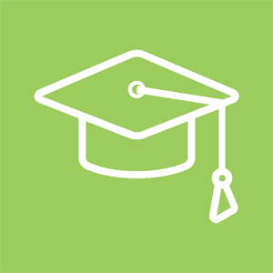 TOP Graduate Credit Icon