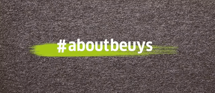 Die Videoreihe #aboutbeuys.