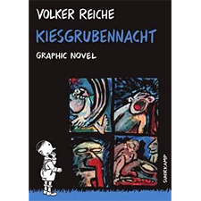 Cover Kiesgrubennacht