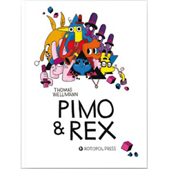 Cover Pimo & Rex title=