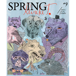 Cover Spring #9: Reineke F. title=