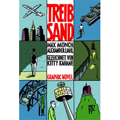 Cover Treibsand