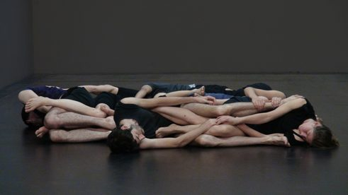 "Isabelle Schad: ""Collective Jumps"""