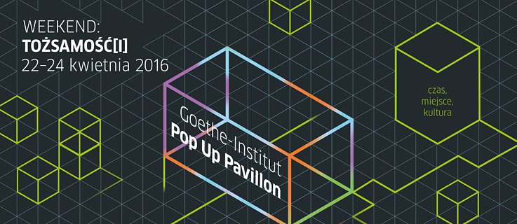 Goethe Pop-Up Pavillon