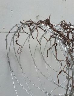 Ndidi Dike: They can´t stop migration (current project, Detail)