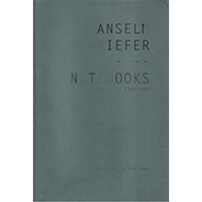 Cover Anselm Kiefer