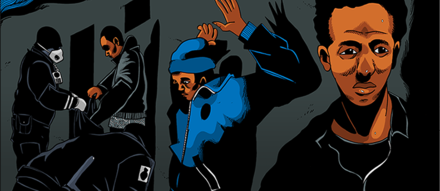 Halfdan Pisket - Denmark - Changing the picture