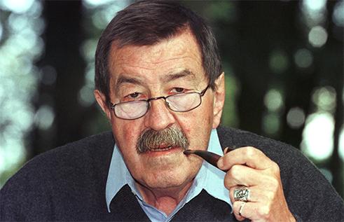 <b>The Novels by Günter Grass</b> <br>Throughout his life, author Günter Grass explored the effects of National Socialism and many of his works featured the recurring themes of flight and expulsion. Today, Grass's 1959 debut novel <i>Die Blechtrommel</i> (The Tin Drum) is viewed as a novel of the century and one of the most important works of German post-war literature, though it was widely lambasted by critics at the time.  As a person, Grass also remains a controversial figure, even after his death. In 2006, he went public with his former affiliation with the Waffen-SS, the brutal armed wing of the Nazi's SS, sparking heated debate over whether the author could still serve as a moral authority in post-war Germany. Some politicians even called for Grass return the Nobel Prize for Literature he was awarded for his life's work in 1999.