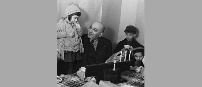 Jüdische Gemeinschaft inBerlin, Geschenke anlässlich des jüdischen Hanukkah-Festes, 1936