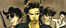Reinhard Kleist: Nick Cave And The Bad Seeds