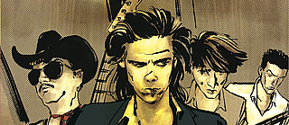 Reinhard Kleist: Nick Cave a The Bad Seeds