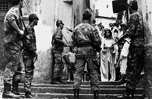 "<b>""The Battle of Algiers"" by Gillo Pontecorvo (1966)</b><br>American film critic Pauline Kael once referred to Italian director Gillo Pontecorvo as a ""Marxist poet"". In <i>The Battle of Algiers</i>, Pontecorvo thematises the 1954 to 1962 Algerian War of Independence from French colonial rule, telling the story of the Marxist-nationalist liberation front's struggle to defeat the French army. He takes great care to highlight the acts of violence committed on both sides, an effort to provide an objective description of the events inspired by Italian neorealism."