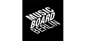 Music Board Berlin Logo