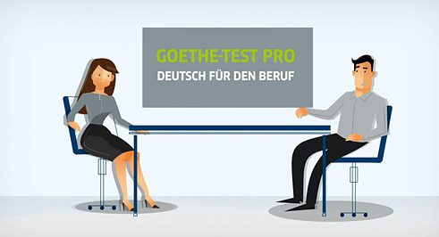 Goethe-Test Pro Video Still
