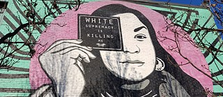 "Jessica Sabogal ""White Supremacy is Killing Me"""
