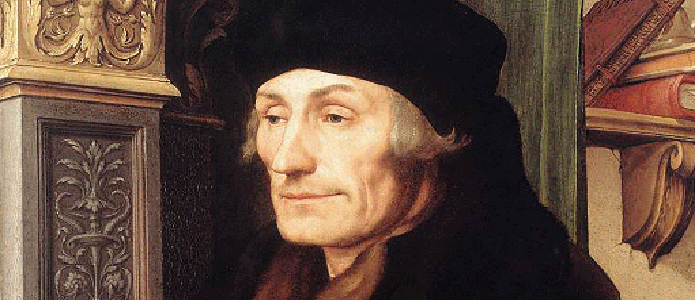 Portrait of Erasmus of Rotterdam, National Gallery, London