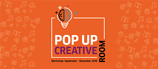 Pop-up Creative Room Design