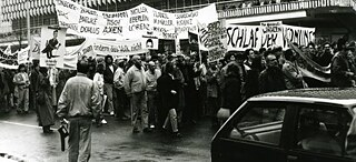 Alexanderplatz-Demonstration, Berlin, 4. November 1989