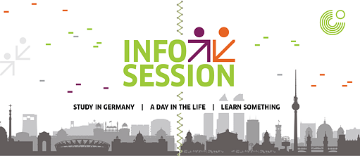 Info Session Header
