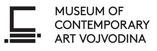 Logo Museum of contemporary art Vojvodina