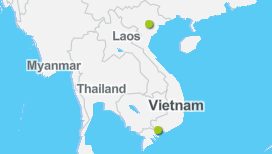 Locations Goethe-Institut Vietnam