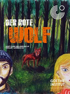 Cover E-Book - Der rote Wolf
