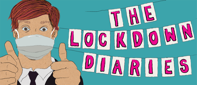 Lifeswap Lockdown Diaries -Banner