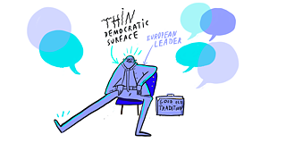 Democracy — just a thin surface?