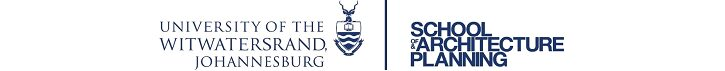 Logo Witwatersrand and School of Architecture
