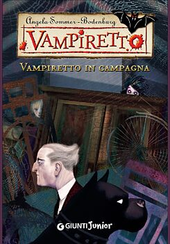 A. Sommer-Bodenburg, VAMPIRETTO IN CAMPAGNA (cover)