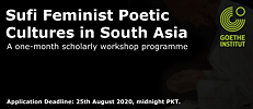 a one-month scholarly workshop programme