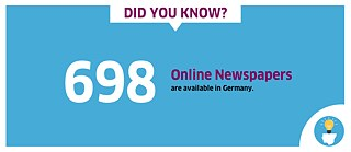 Online Newspapers in Germany