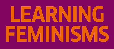 Visuel « Learning Feminisms »