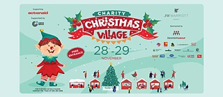 Charity Christmas Village