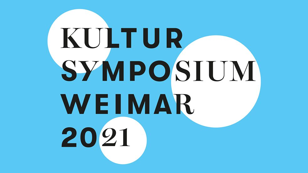 Teaser-Video Kultursymposium Weimar 2021