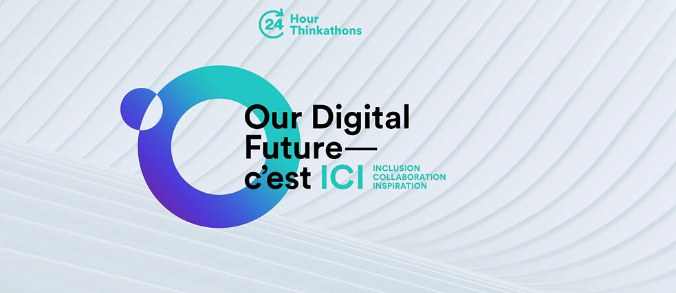Our Digital Future – C'est ICI (Inclusion, Collaboration, Inspiration)