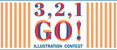 3,2,1… Go!, internationaler Wettbewerb für Illustration