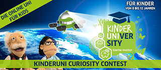 Kinderuni Curiosity Contest