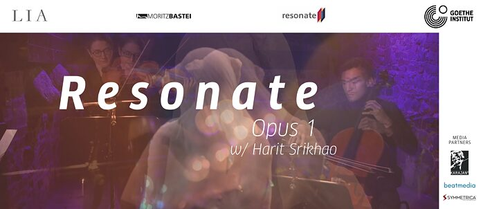 RESONATE OPUS 1