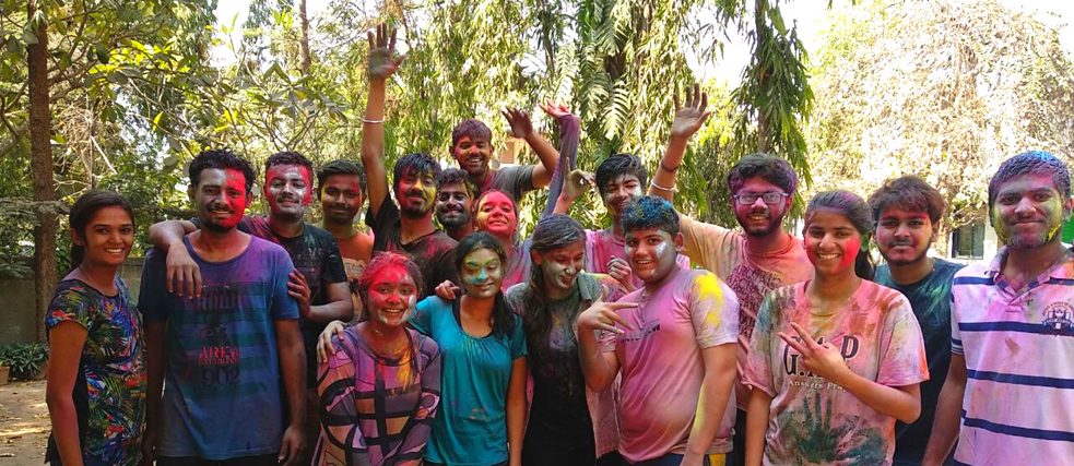 Digital Holi