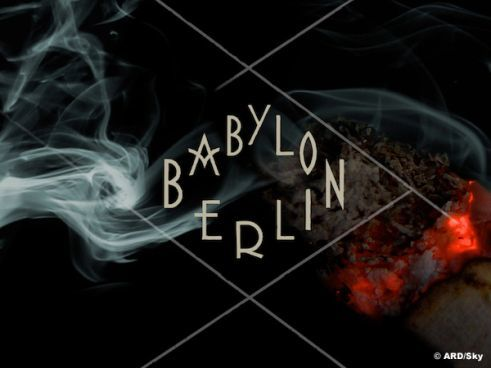 Babylon Berlin (ARD/Sky, shooting started in spring 2016, one series, 16 episodes 2016)